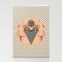C.W. Xxiv Stationery Cards