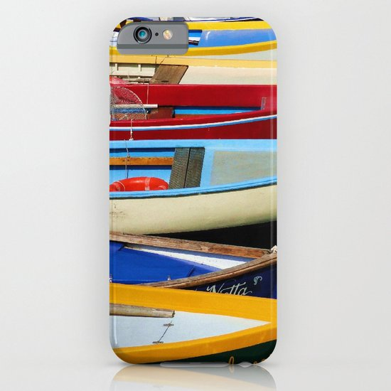 Small Boats iPhone & iPod Case