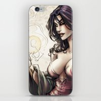 MORGANA iPhone & iPod Skin