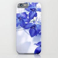 POEM AND FLOWER iPhone 6 Slim Case