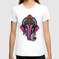 buddha T-shirts featuring buddha by mark ashkenazi