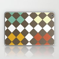 Checkers Fall Laptop & iPad Skin