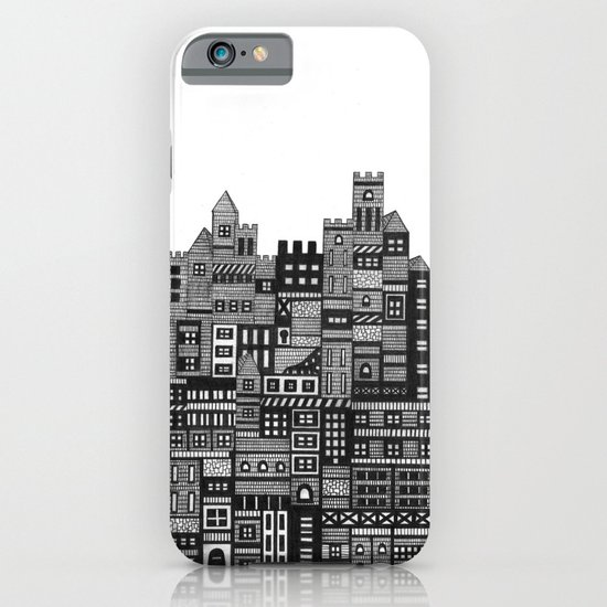 Castle Infinitus iPhone & iPod Case