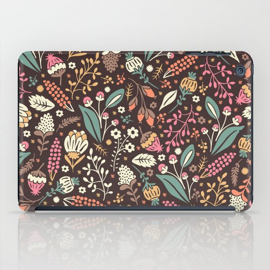 Sweet Flowers iPad Case