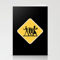 Hollowmentary Crossing Stationery Cards