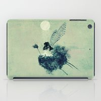 iPad Case featuring Fairy Calypso by gwenola de muralt