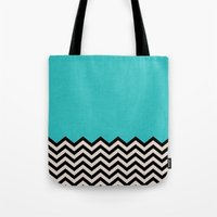 Follow The Sky Tote Bag