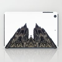 cologne cathedral. iPad Case