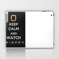 F.R.I.E.N.D.S - Keep Calm Laptop & iPad Skin