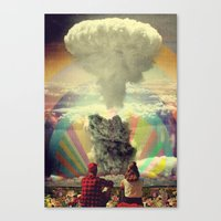 As We Know It Canvas Print