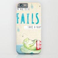 Frog Nap iPhone 6 Slim Case