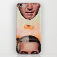 hello hello iPhone & iPod Skin