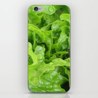 Lettuce iPhone & iPod Skin