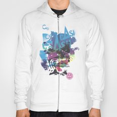 Cash Silk 002 Hoody