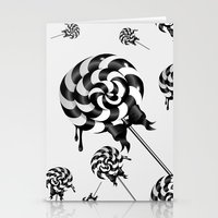 Goth Lollies Stationery Cards
