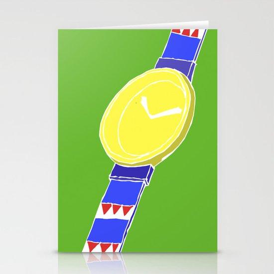 Watch_1 Stationery Card
