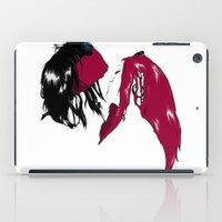 Rock 'n' Roll xxx iPad Case