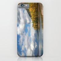 Glacier Lake iPhone 6 Slim Case
