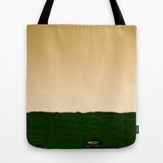 Everywhere and Nowhere Tote Bag