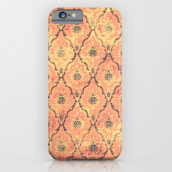 VICTORIAN SUNSET iPhone & iPod Case
