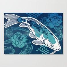 Seiryu Canvas Print