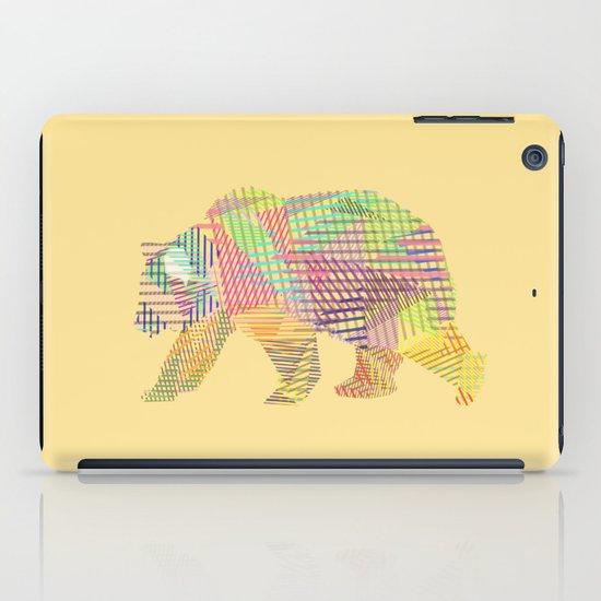 Grizzly Bear iPad Case