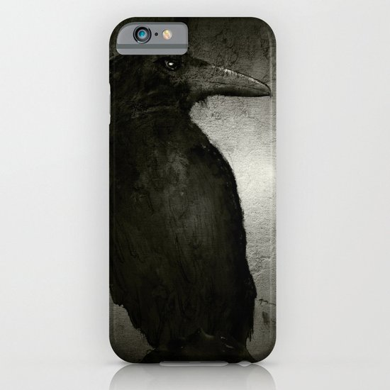 The Crow iPhone & iPod Case