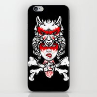 Foxxy iPhone & iPod Skin
