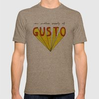 An Endless Supply Of Gus… Mens Fitted Tee Tri-Coffee SMALL
