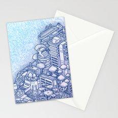 Shroom City Stationery Cards