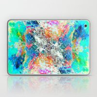 ROY G BIV Fender Bender Laptop & iPad Skin