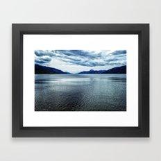 Loch Ness Scotland Framed Art Print