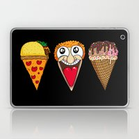 Taco Pizza Cone Laptop & iPad Skin