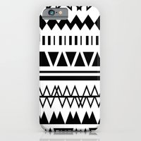 iPhone & iPod Case featuring Tribal by Emma Mazur