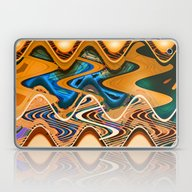 Lava70 Laptop & iPad Skin