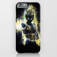 DBZ Inspired Epic Vegeta… iPhone 6 Slim Case