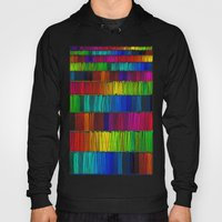 Prismatic Rainbow (Reverse) Hoody