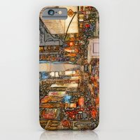 Busy Sunset iPhone 6 Slim Case