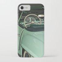 car iPhone & iPod Cases featuring Car by Vlad&Lyubov
