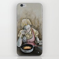 I Keep Making The Same O… iPhone & iPod Skin