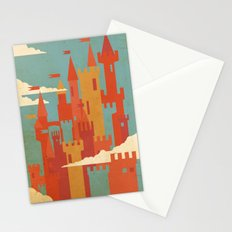 Castles  Stationery Cards
