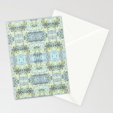 Spring Rain Tribal Stationery Cards