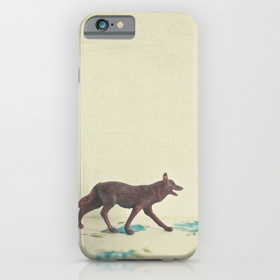 Wandering Wolf iPhone & iPod Case