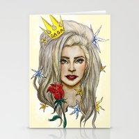 Goddess of LOVE Stationery Cards