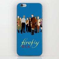 Firefly/serenity Crew iPhone & iPod Skin
