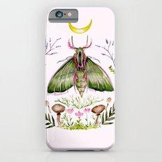 Pink Moth iPhone 6 Slim Case