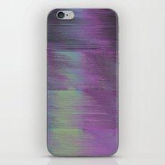 Glitch Haze #1 iPhone & iPod Skin