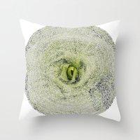 ArcFace - Radicchio Verd… Throw Pillow