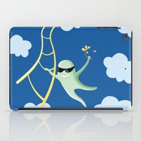 Always Cool Fly With The… iPad Case
