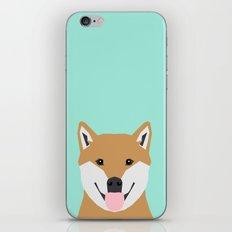 Cassidy - Shiba Inu Gift… iPhone & iPod Skin